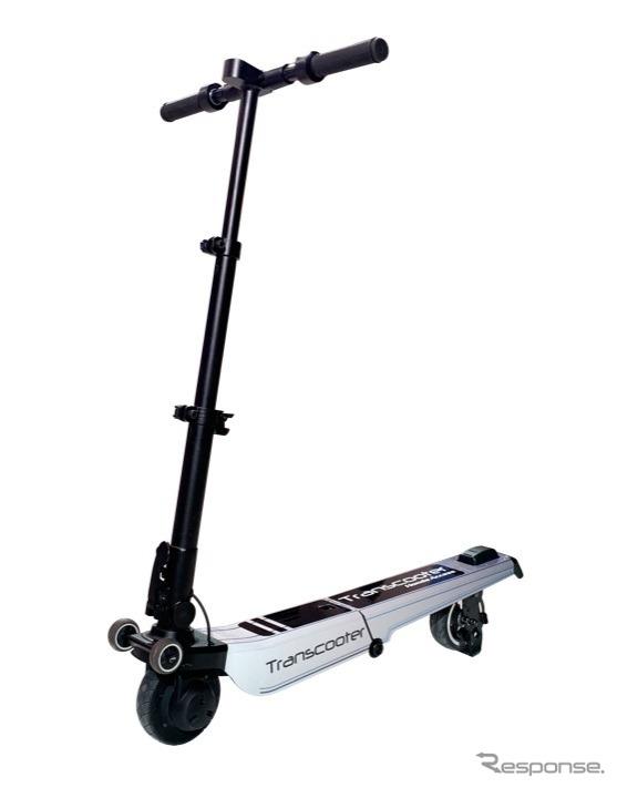 ホンダの電動小型モビリティ「Transcooter(トランスクーター)」