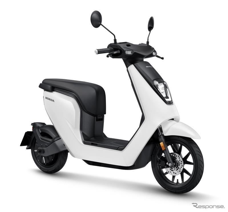ホンダの電動二輪車「V-GO(ブイゴー)」