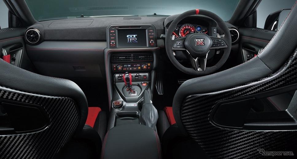 日産GT-R R35 50thアニバーサリー