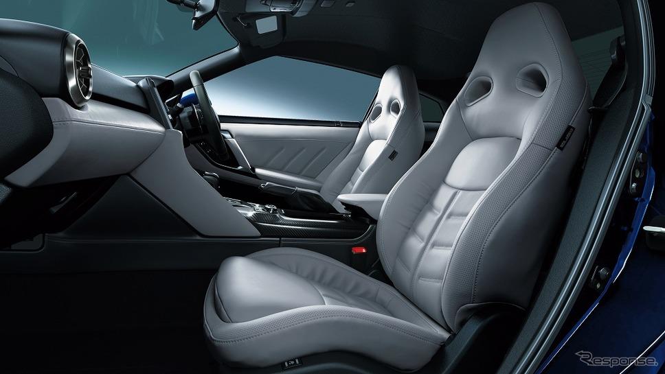 日産GT-R R35 2020年モデル
