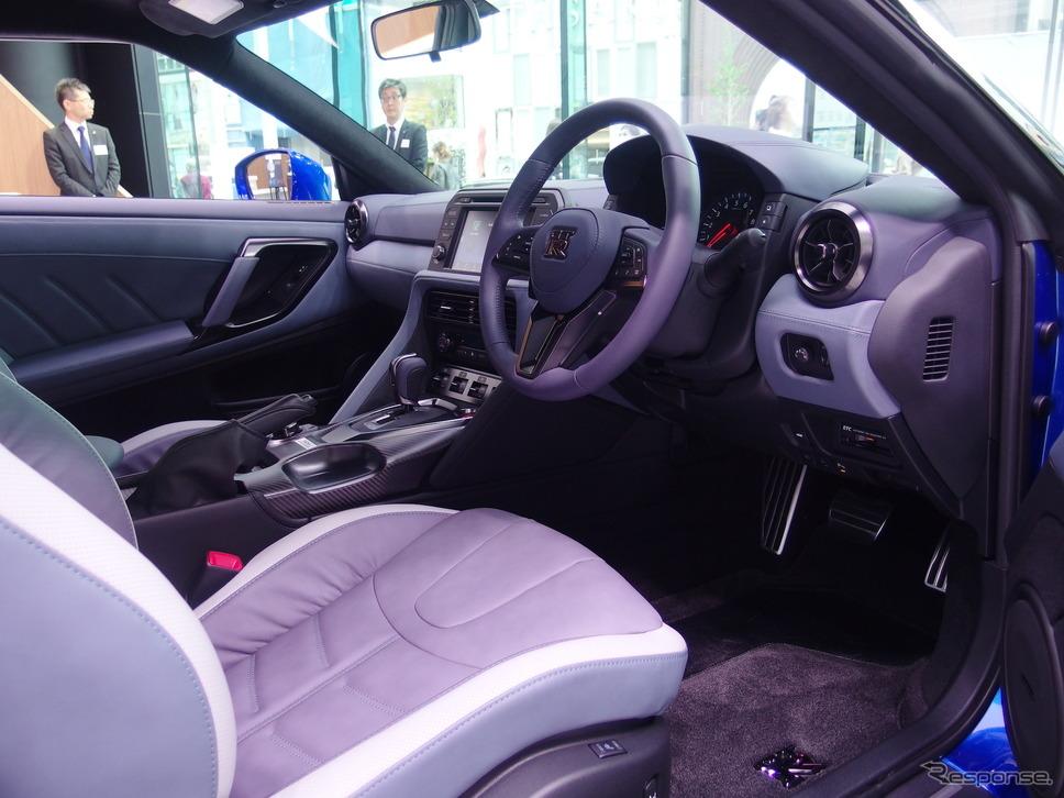 日産GT-R R35 50thアニバーサリー《撮影 高木啓》