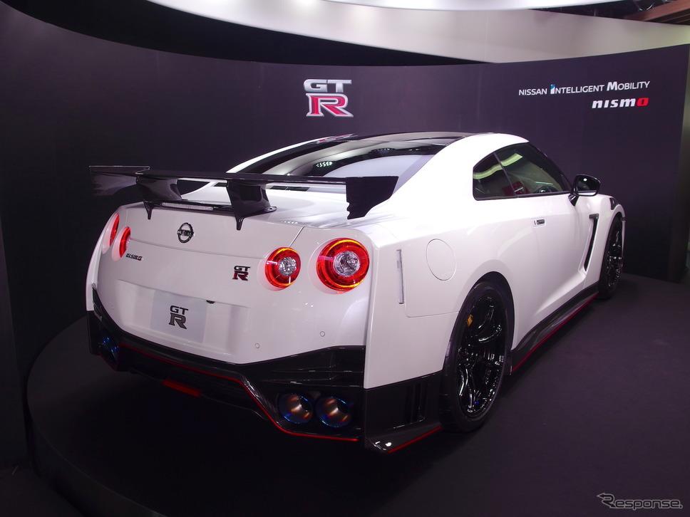日産GT-R R35 2020年モデル「NISMO」《撮影 高木啓》