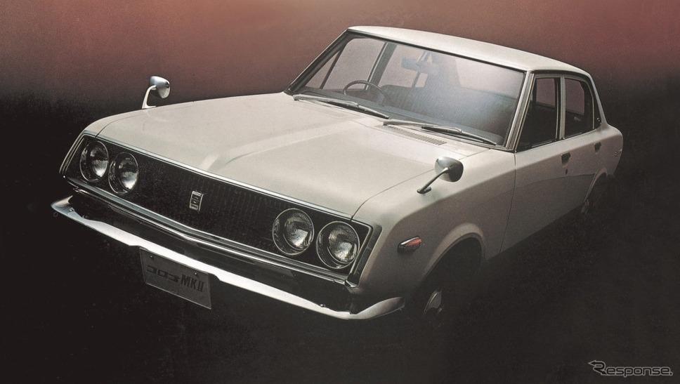 初代コロナ・マークII(1968年)