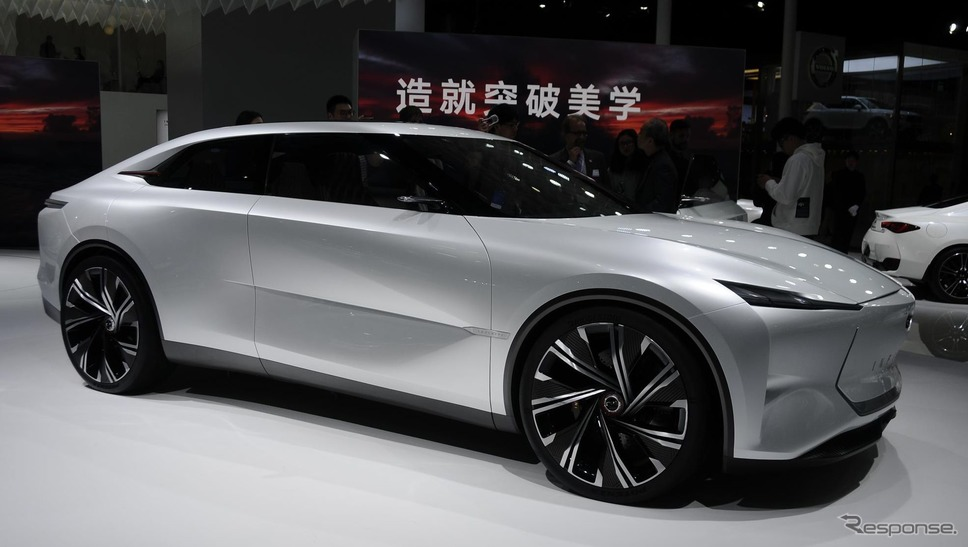 インフィニティ Qs インスピレーション(上海モーターショー2019)