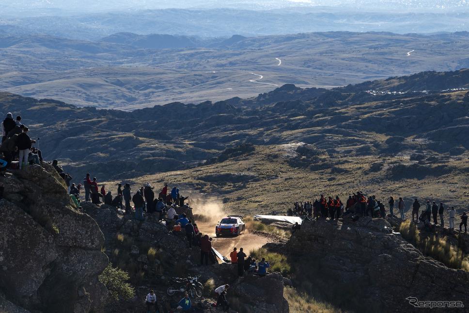 次戦はチリ、南米での戦いが続く。《写真提供 Red Bull》