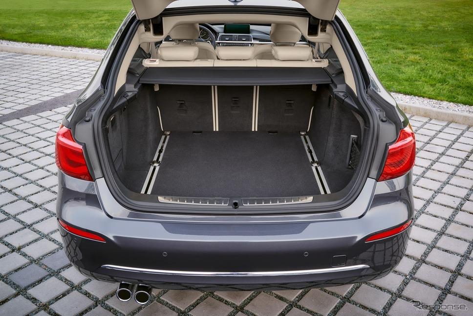BMW 3シリーズ・グランツーリスモ