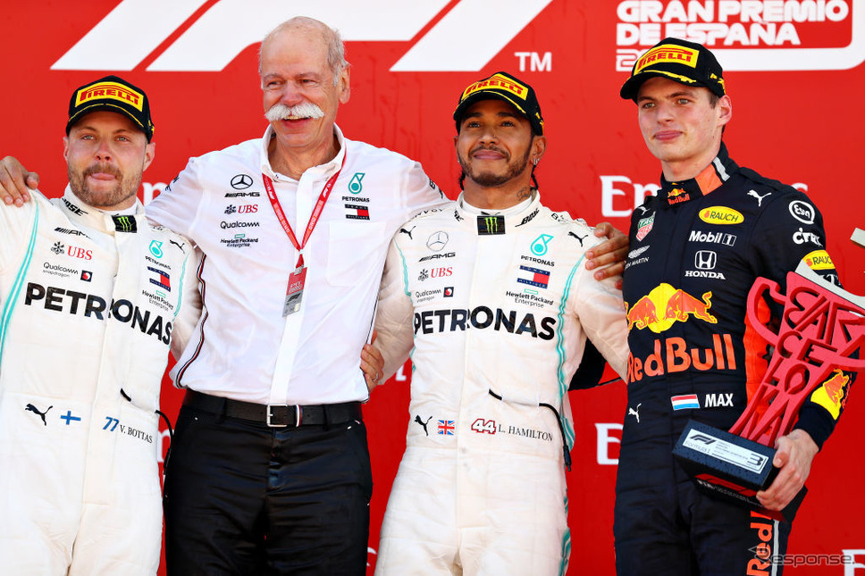 F1スペインGP(c) Getty Images