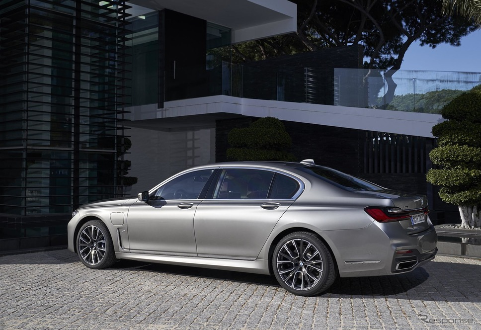 BMW 7シリーズ 新型(745Le xDrive)《画像 BMW》