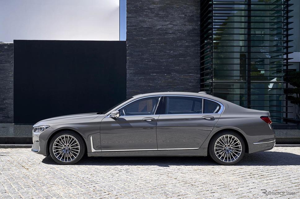 BMW 7シリーズ 新型(750Li xDrive)《画像 BMW》