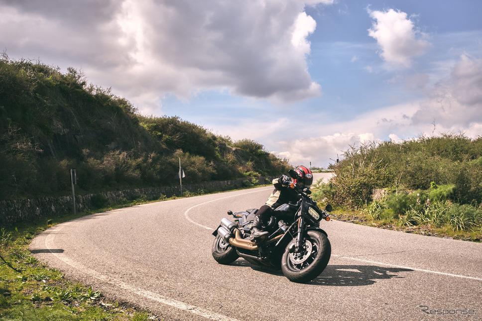 イタリア・シチリア島でメッツラー CRUISETEC(クルーズテック)を試した《画像 ピレリジャパン》