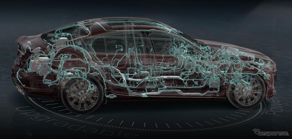 GMの新世代のデジタル車両プラットフォーム《photo by GM》