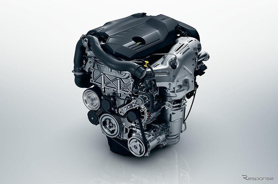 1.6リットル直列4気筒ターボ  PureTech ガソリンエンジン《写真 プジョー・シトロエン・ジャポン》