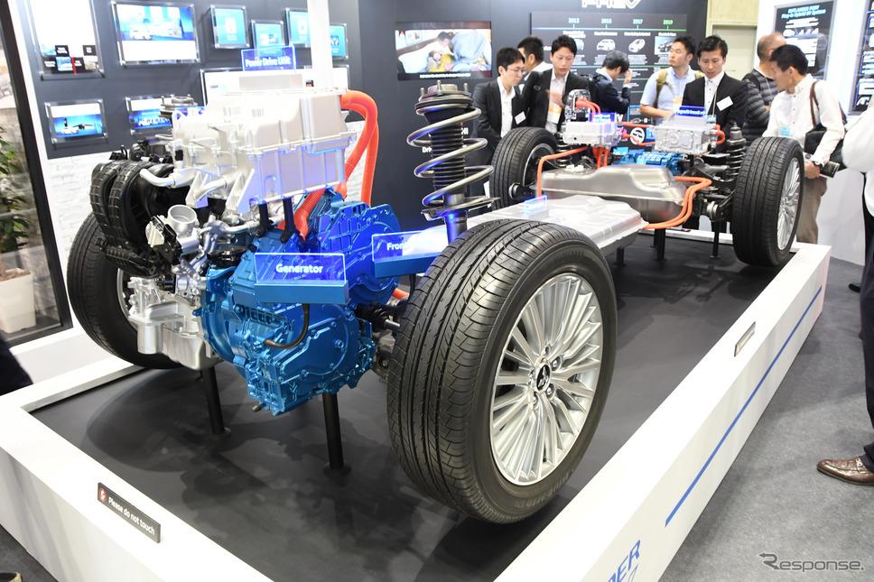 三菱自動車(人とくるまのテクノロジー2019)《撮影 人とくるまのテクノロジー2019》