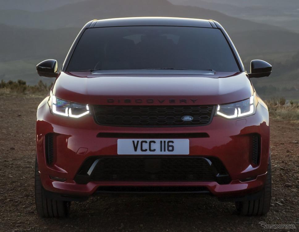 ランドローバー・ディスカバリー・スポーツ 改良新型《photo by Land Rover》