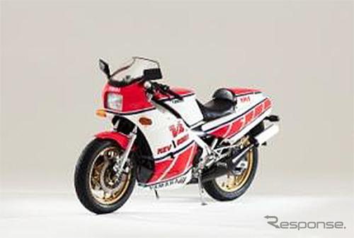 ヤマハ RZV500R《画像 バイク王&カンパニー》