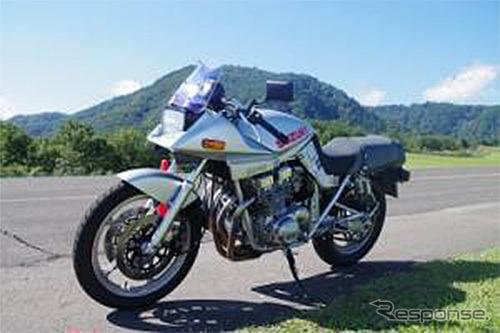 スズキ GSX1100Sカタナ《画像 バイク王&カンパニー》