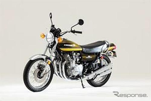 カワサキ Z1《画像 バイク王&カンパニー》