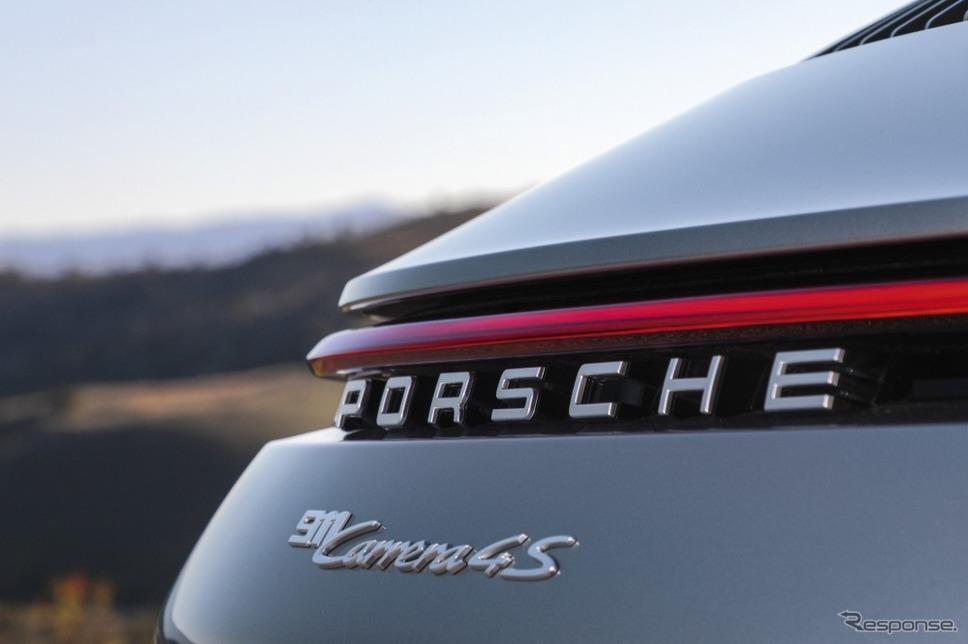 ポルシェ 911 新型《写真 ポルシェジャパン》