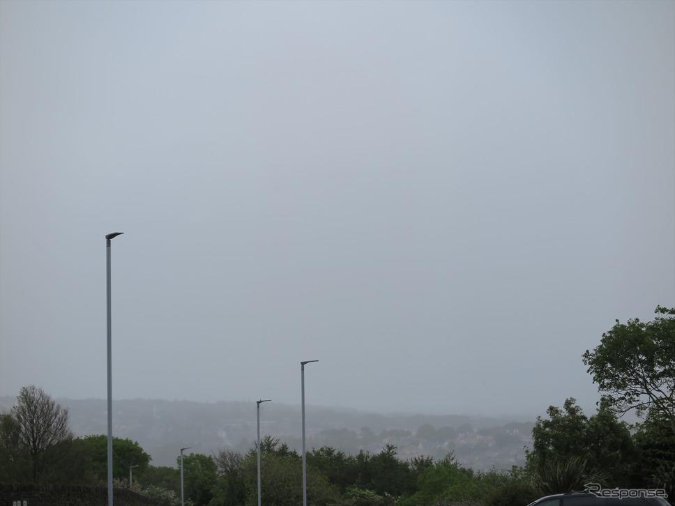 プラクティス2日目も天候不順のため中止となった(マン島TTレース2019)《撮影 小林ゆき》