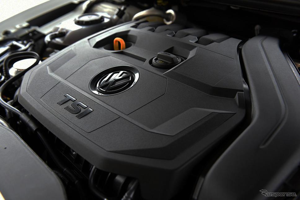 VW ポロ TSI R-LIne 新型《撮影 中野英幸》