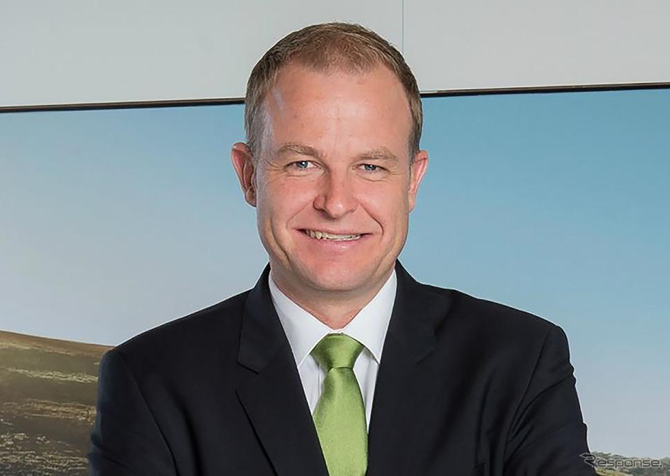 ビー・エム・ダブリュー(BMWジャパン)の新社長に就任するクリスチャン・ヴィードマン氏《写真 BMWジャパン》