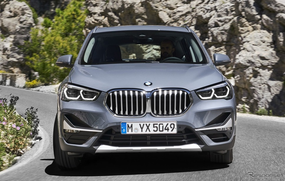 BMW X1 改良新型《photo by BMW》