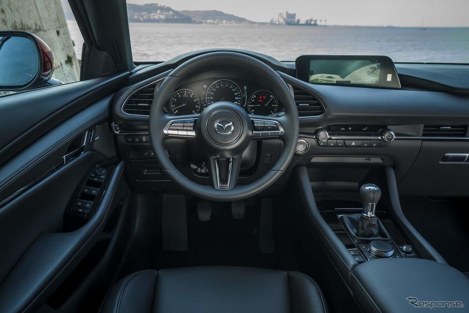 マツダ3新型(欧州仕様車)《photo by Mazda》