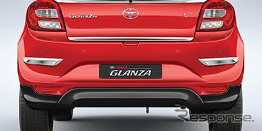 トヨタ・グランザ《photo by Toyota》