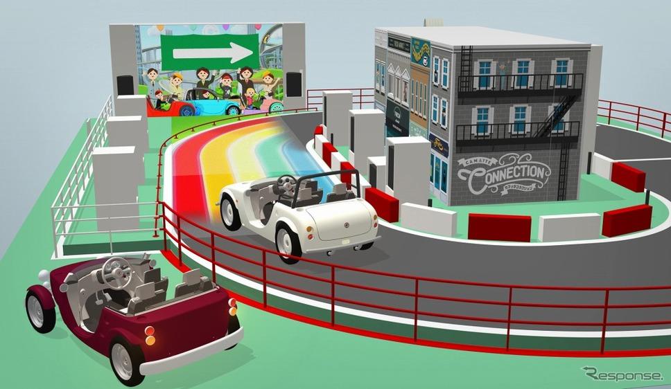 トヨタブース(イメージ)《写真 トヨタ自動車》