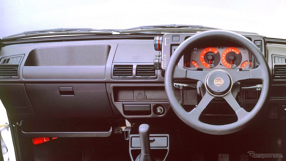1987年、初代アルト ワークス