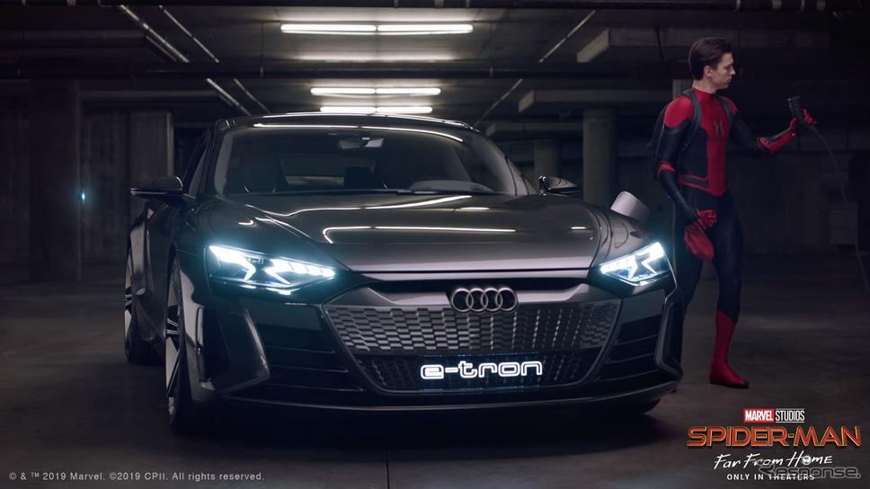 アウディ e-tron GT コンセプト《photo by Audi》