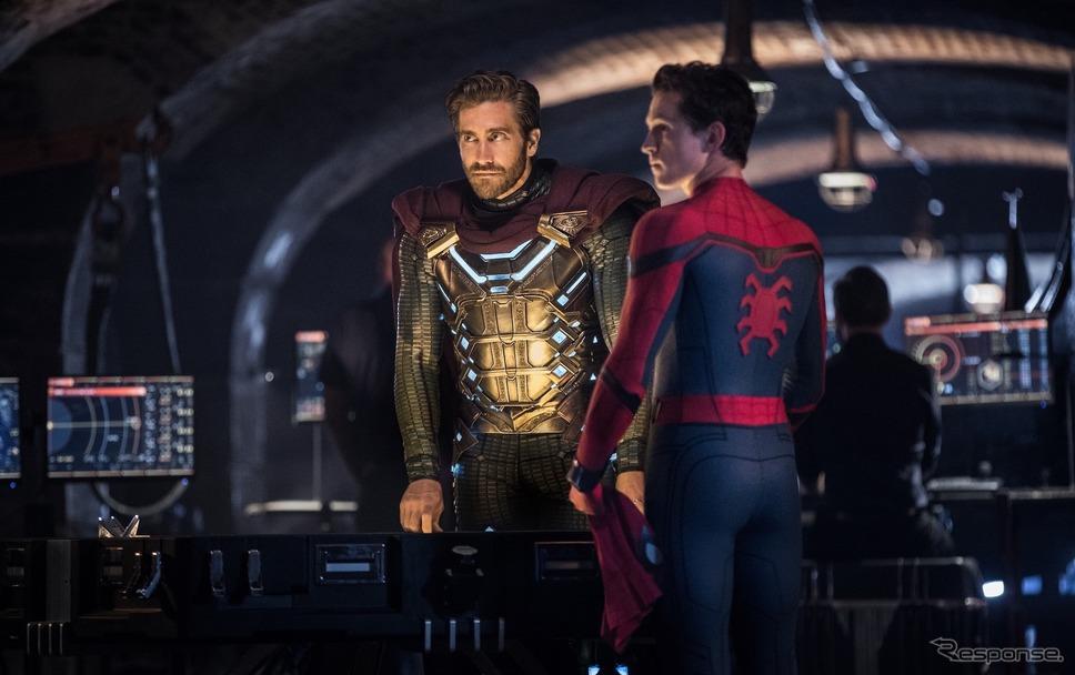 『スパイダーマン:ファー・フロム・ホーム』《写真 ソニー・ピクチャーズ》