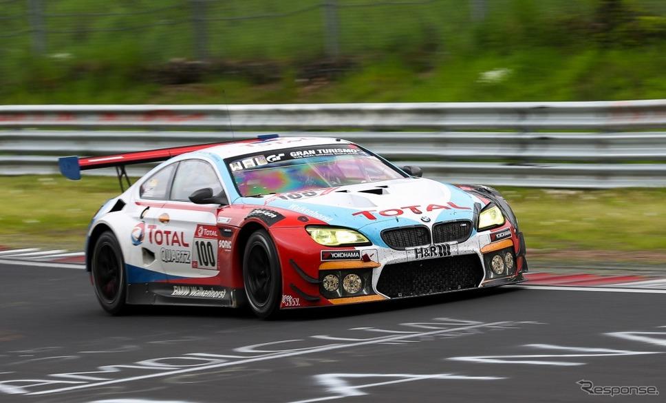 Walkenhorst Motorsport:BMW M6 GT3《画像:横浜ゴム》