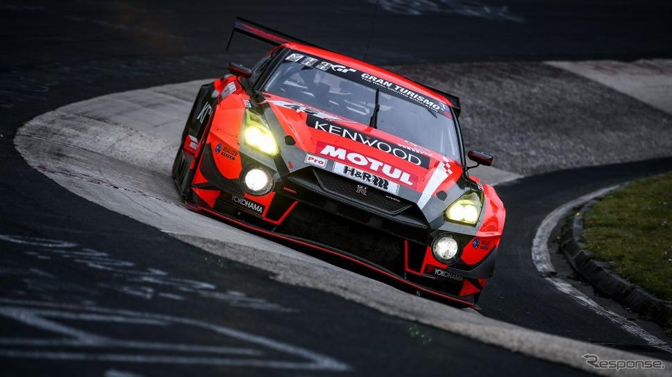 KONDO RACING:NISSAN GT-R NISMO GT3《画像:横浜ゴム》