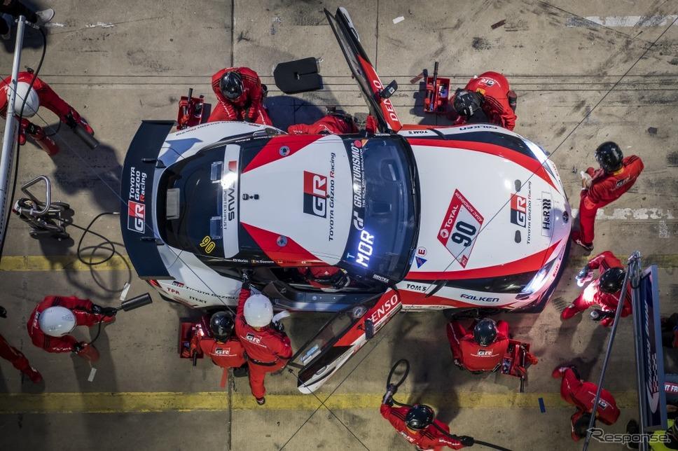 第47回ニュルブルクリンク24時間耐久レース《画像 TOYOTA GAZOO Racing》