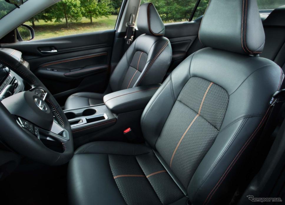 日産 アルティマ の2020年モデル《photo by Nissan》
