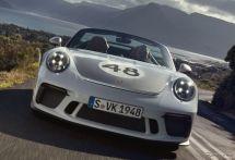 ポルシェ 911 新型にクラシックなデザイン要素を導入、特別モデルを2020年に発表へ