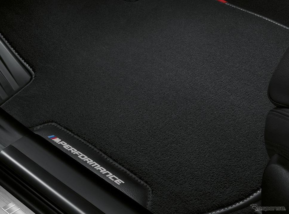 BMW X1 改良新型のMパフォーマンスパーツ《photo by BMW》
