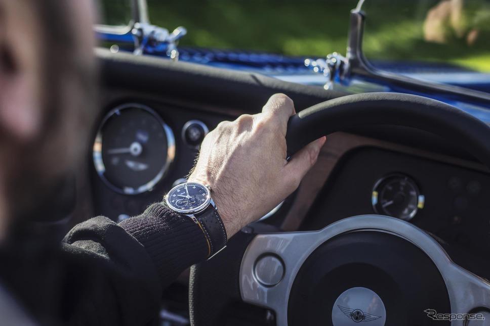 モーガン・プラス8 50thアニバーサリースペシャルエディション(参考画像)《photo by Morgan Motor Company》