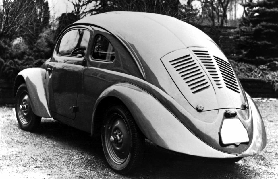 初代ビートル《photo by Volkswagen》