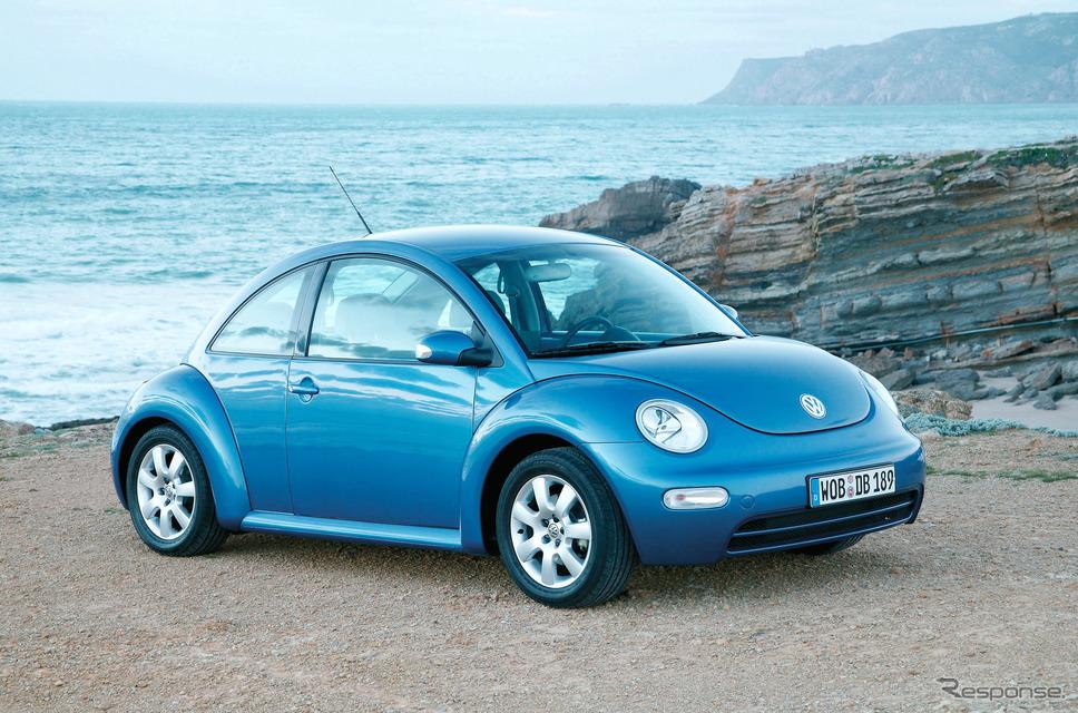 ニュービートル《photo by Volkswagen》