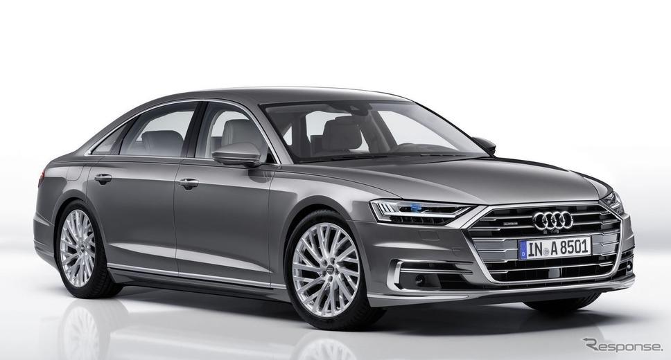 アウディ A8 新型《photo by Audi》