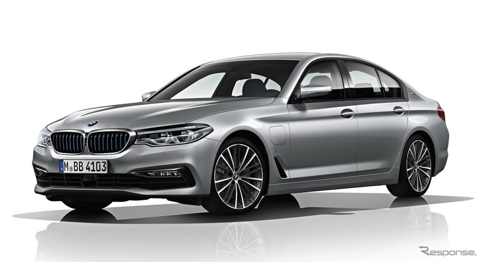 BMW530e iパフォーマンス《photo by BMW》