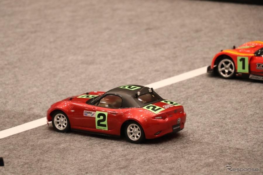 マツダチャレンジカップはマツダ車のボディで参加ができるカテゴリー。《撮影 中込健太郎》