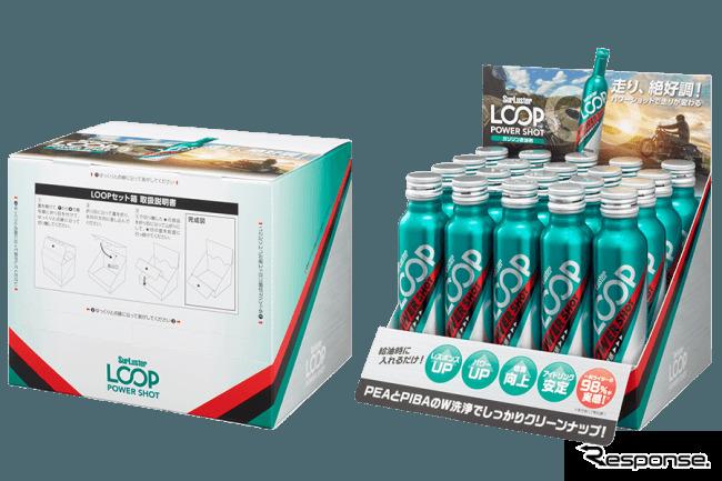 LOOP POWER SHOT(ループパワーショット)80ml缶シュアラスター