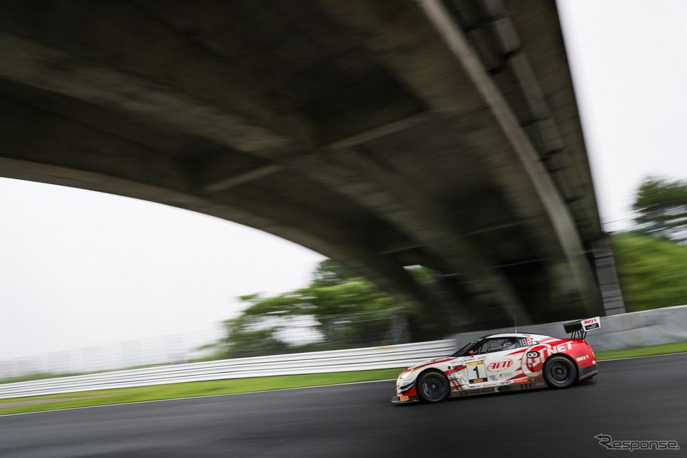 2019スーパー耐久 第4戦 決勝《撮影 益田和久》
