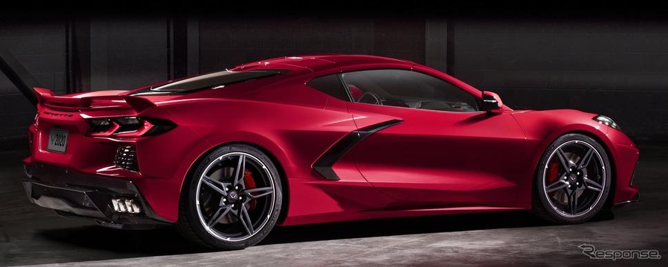 シボレー・コルベット・スティングレイ 新型(参考画像)《photo by Chevrolet 》