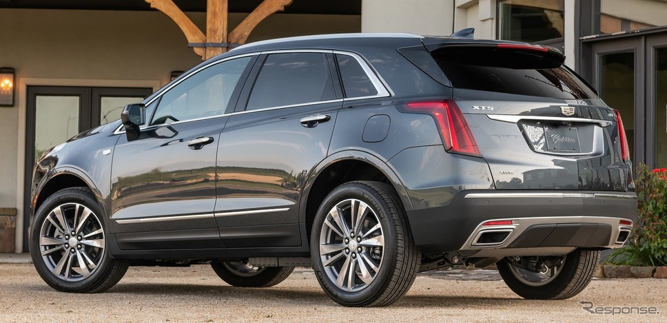 キャデラック XT5 (XT5クロスオーバー)改良新型《photo by Cadillac》