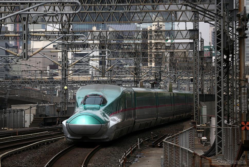 JR東日本新幹線《photo (c) Getty Images》