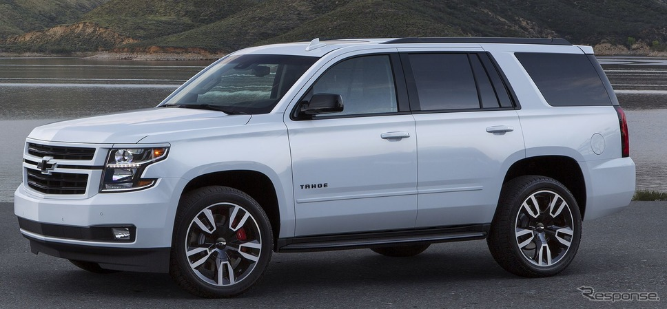 GM世界販売、8.3%減の381万台 2019年上半期《photo by Chevrolet》